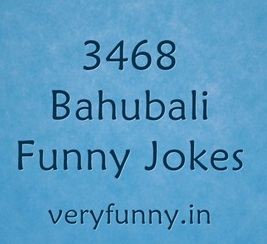 Bahubali Funny Jokes