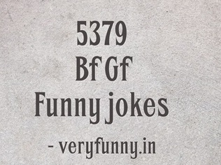 Bf Gf Funny jokes