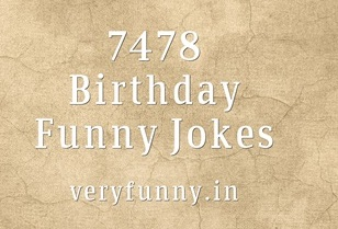 Birthday Funny Jokes