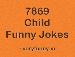 Child Funny Jokes