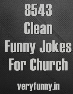 Clean Funny Jokes For Church