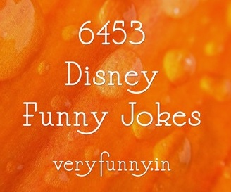 Disney Funny Jokes
