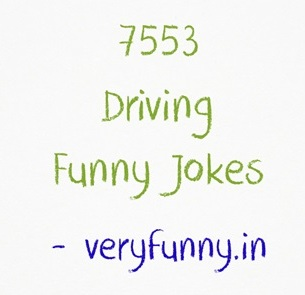 Driving Funny Jokes