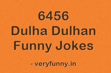 Dulha Dulhan Funny Jokes