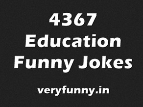 Education Funny Jokes