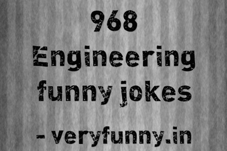 Engineering funny jokes