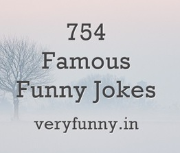 Famous Funny Jokes