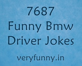 Funny Bmw Driver Jokes