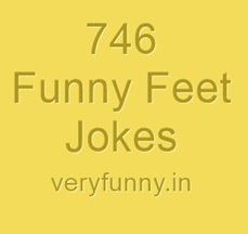 Funny Feet Jokes