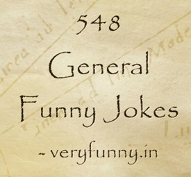 General Funny Jokes