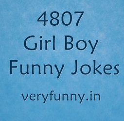 Girl Boy Funny Jokes
