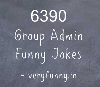 Group Admin Funny Jokes