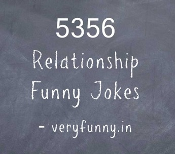 Relationship Funny Jokes