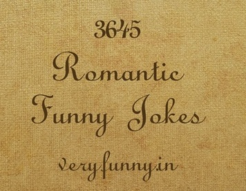 Romantic Funny Jokes