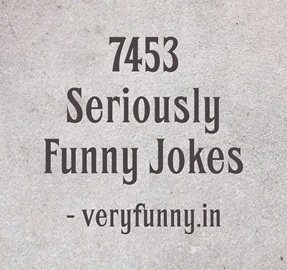 Seriously Funny Jokes