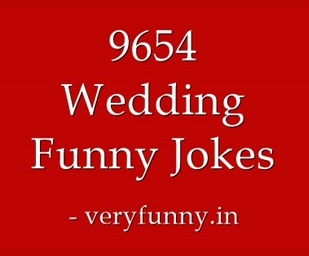 Wedding Funny Jokes
