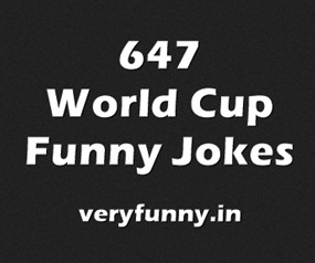 World Cup Funny Jokes